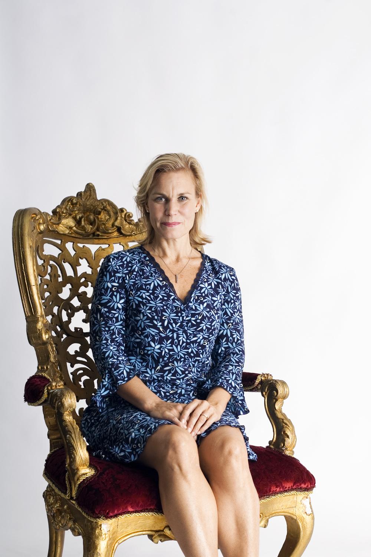 Biståndsminister Gunilla Carlsson, 2009