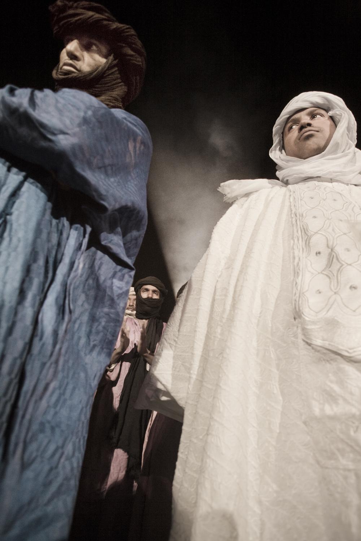 Tuareg ledare